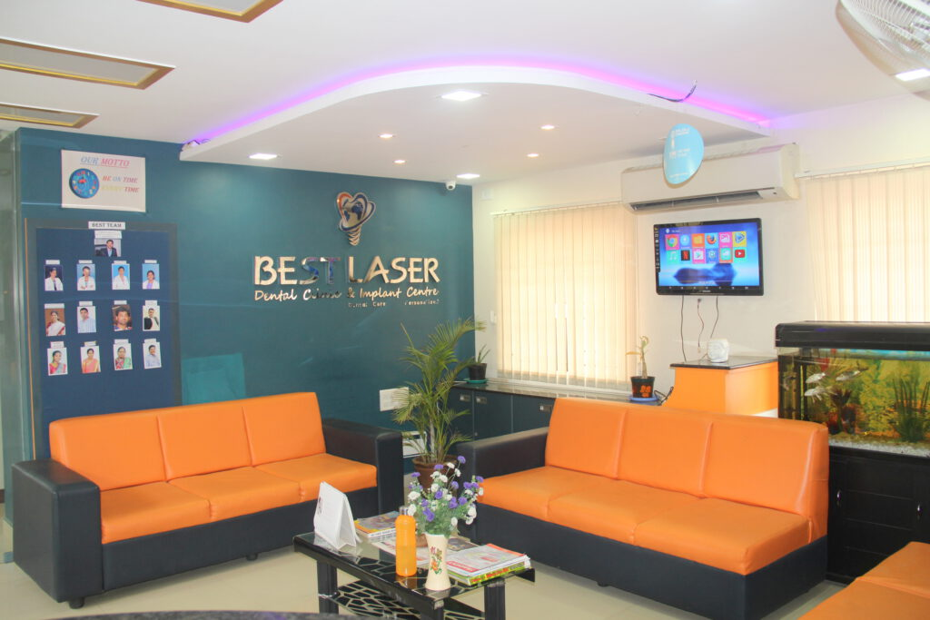 Best laser dental clinic and implant center in India, Chennai